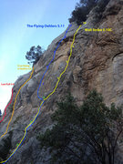 Rock Climbing Photo: Let Side of BSBluff