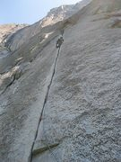 Rock Climbing Photo: Sacher Cracker Yosemite