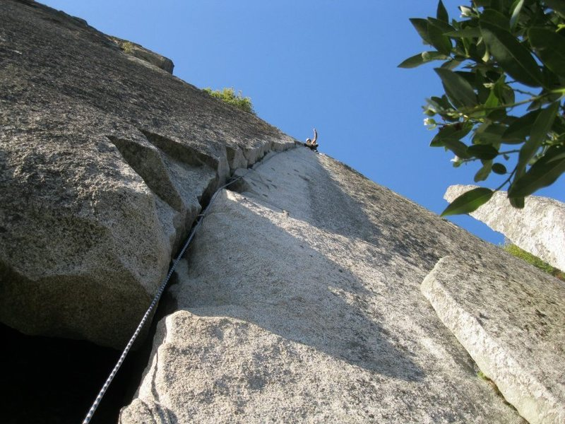 Rock Climbing Photo: The Reeds; Yosemite