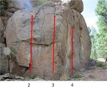 Rock Climbing Photo: Guano.2.