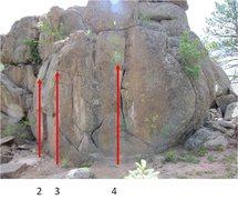Rock Climbing Photo: Guano.4.