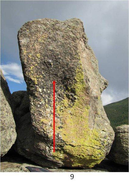 Rock Climbing Photo: Guano.9.