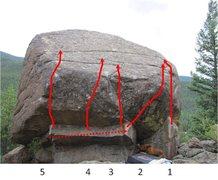 Rock Climbing Photo: Abinadi.5.