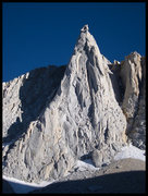 Rock Climbing Photo: North Buttress of Merriam Peak