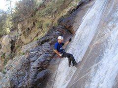 Rock Climbing Photo: San Antonio Falls