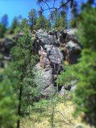 Rock Climbing Photo: Twist a Dream