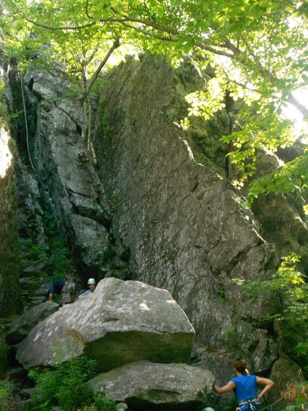 Wimpy-Gilman Ridge