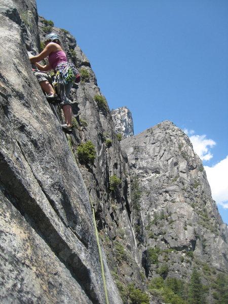 Rock Climbing Photo: nutracker