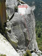 Rock Climbing Photo: Black Rabbit