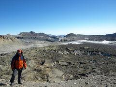 Rock Climbing Photo: Peteroa crater