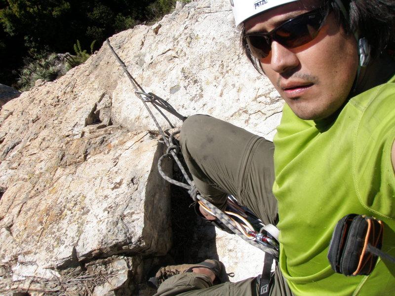 Rock Climbing Photo: Alvarado Valley, Chile
