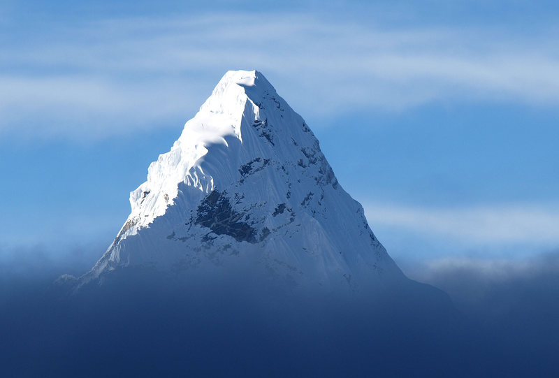 Rock Climbing Photo: My dream, Ama Dablam, Hymalayas