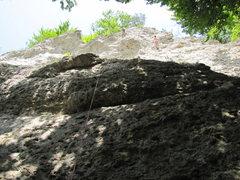 Rock Climbing Photo: Voice of Miles Davis