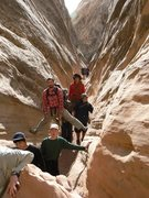 Rock Climbing Photo: San Rafael Swell