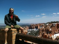 Rock Climbing Photo: Hoodoo!