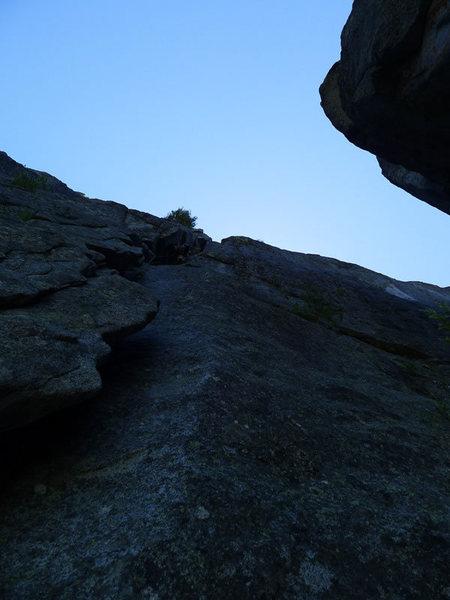 Rock Climbing Photo: P7