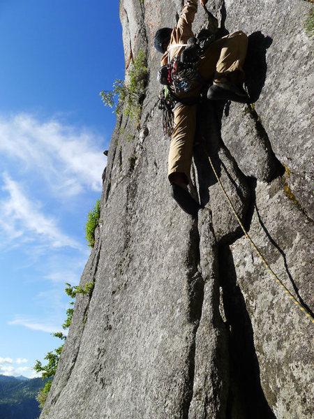 Rock Climbing Photo: P13