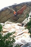 Rock Climbing Photo: Gunks roofs at their finest.
