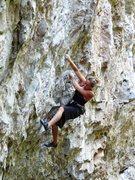 Rock Climbing Photo: Ashley on Street Knowledge.