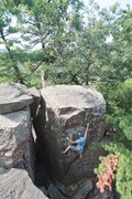 Rock Climbing Photo: Ryan on BCFR