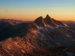 Rock Climbing Photo: Finger Peaks from Doodad