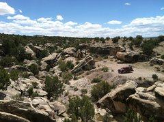 Rock Climbing Photo: Triassic