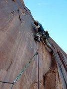 Rock Climbing Photo: St George