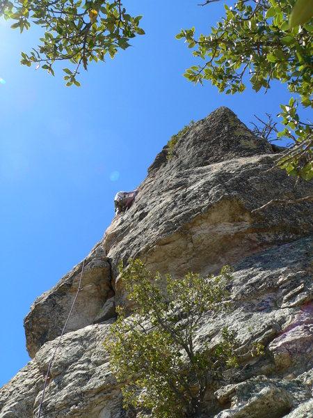 Rock Climbing Photo: p2 MBLL