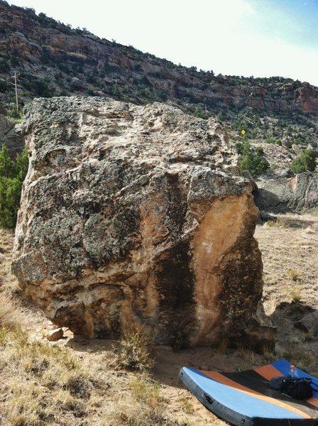 Nautilus Boulder.