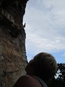 Rock Climbing Photo: at the belay