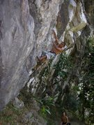 Rock Climbing Photo: Beau dela Cruz on 3 Stiches