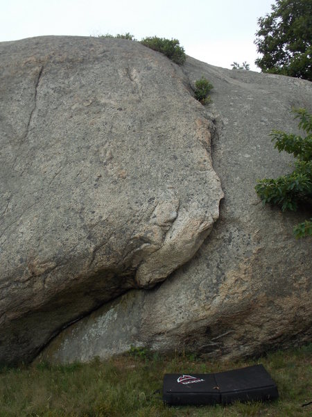 One of my favorite routes at this location.