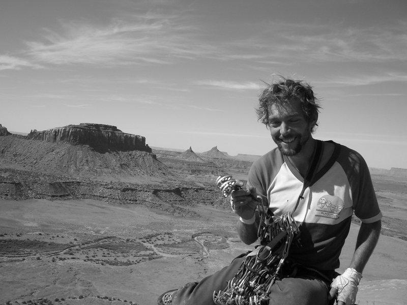 Rock Climbing Photo: Bridger Jacks