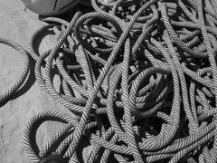 Rock Climbing Photo: Rope