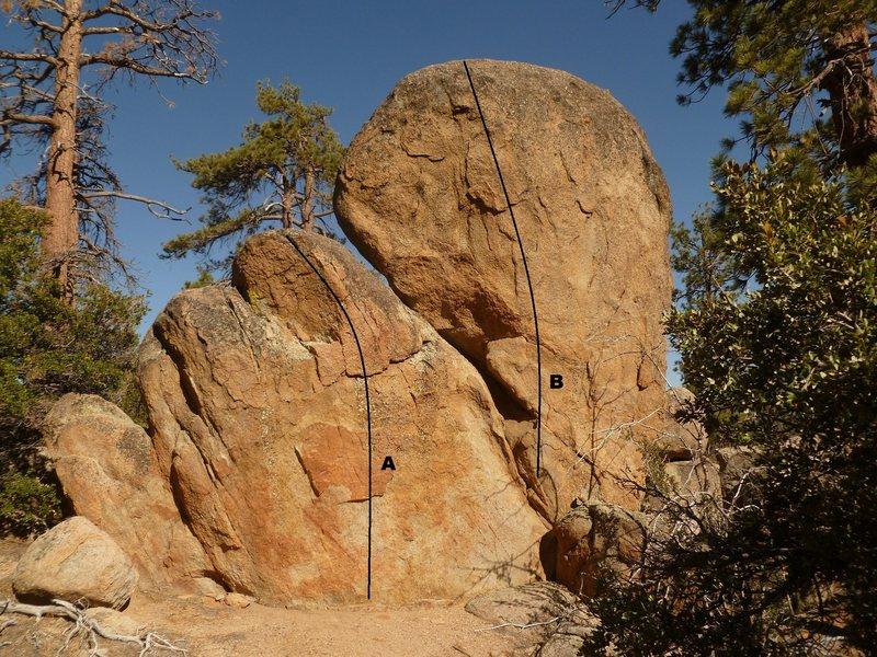 Broken Heart Boulder