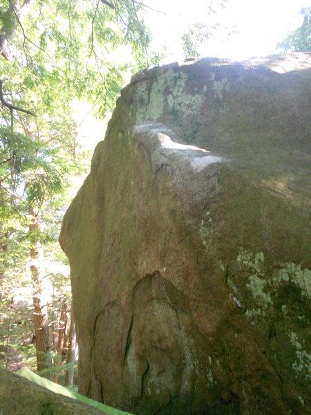 Rock Climbing Photo: Lip Sync