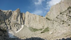 Rock Climbing Photo: Lone Peak Cirque July 1st, 2012