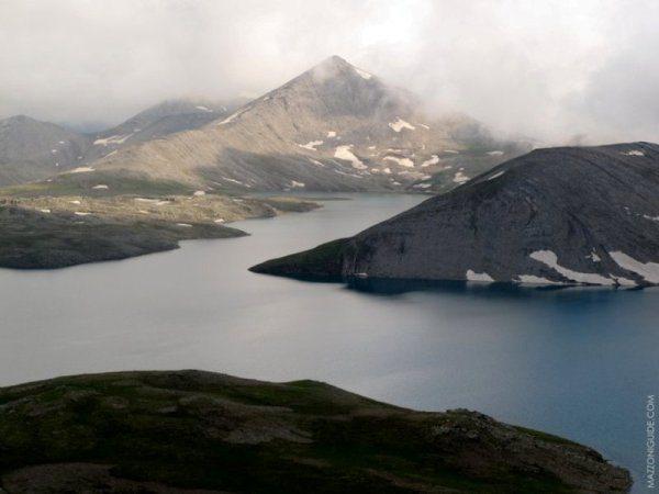 Rock Climbing Photo: Kelitsad lake