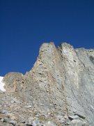 Rock Climbing Photo: Big Red Butress