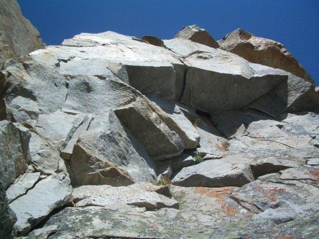 Rock Climbing Photo: future project?