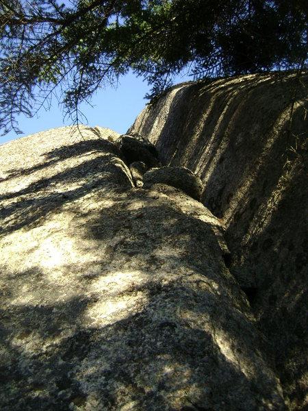 Rock Climbing Photo: H.U.B.D