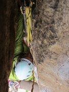 Rock Climbing Photo: P1 OW filled