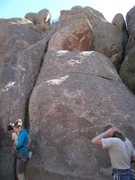 Rock Climbing Photo: fun in penitente