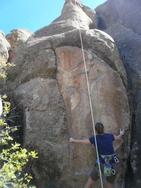 Rock Climbing Photo: Persephone 5.11