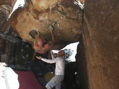 Rock Climbing Photo: Girls of Juarez