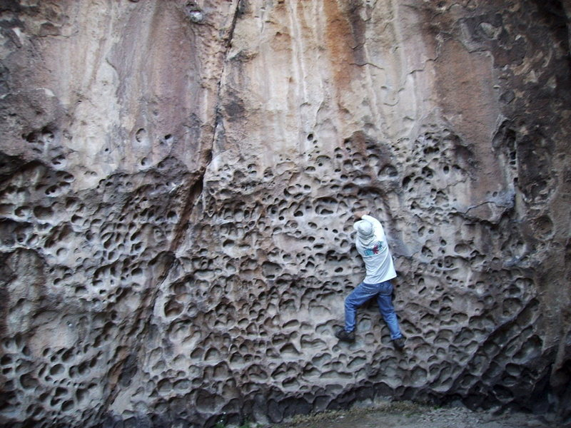 Rock Climbing Photo: The Round Room