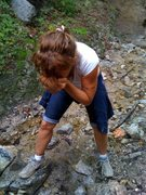 Rock Climbing Photo: Mt. Wilson, California
