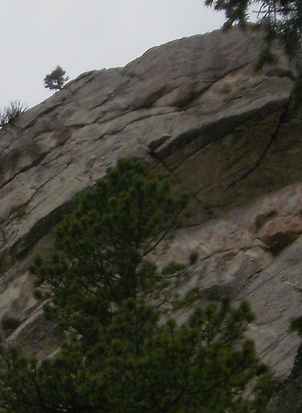 bad photo, of obvious roof