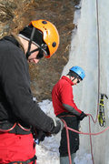 Rock Climbing Photo: Dragonfly Creek, February 2012 With Adam Miracle