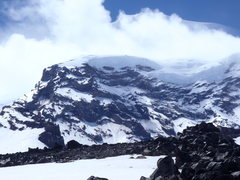 Rock Climbing Photo: Curtis Ridge at 7,400 Feet